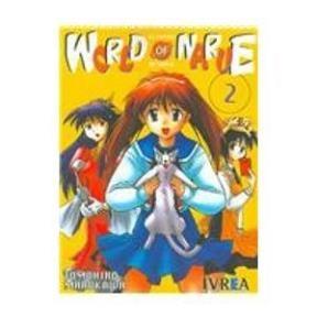 Papel World Of Narue Comic