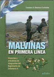 Papel Malvinas En Primera Linea