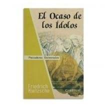Papel Ocaso De Los Idolos, El