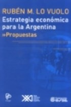 Papel Estrategia Economica Para La Argentina