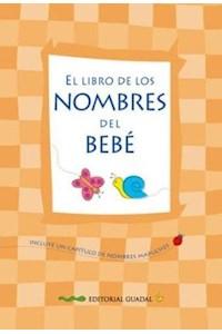 Papel El Libro De Los Nombres Del Bebe