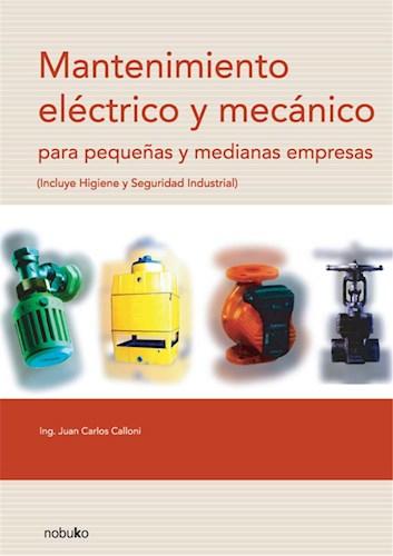 Papel Mantenimiento Electrico Y Mecanico
