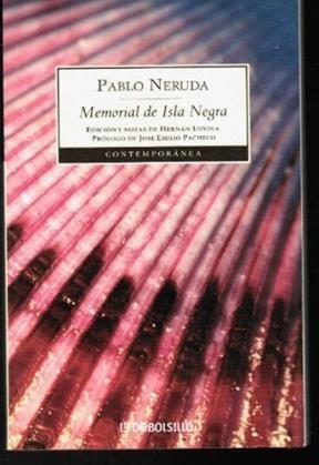 Papel Memorial De Isla Negra Colecc. Contemporanea