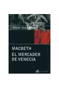 Papel El Mercader De Venecia / Macbeth