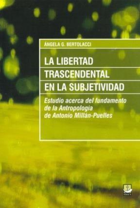 Libro La Libertad Trascendental