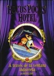 Papel Hocus Pocus Hotel 01 - A Traves De La Ventana Indiscreta