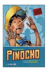 Papel Pinocho - Novela Grafica
