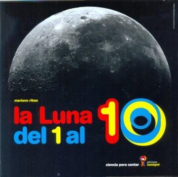 Libro La Luna Del 1 Al 10