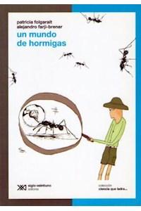 Papel Un Mundo De Hormigas