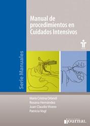 Papel Manual De Procedimientos En Cuidados Intensivos