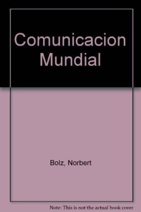 Libro Comunicacion Mundial