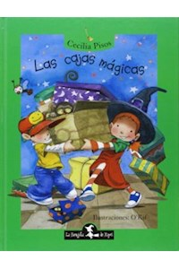 Papel Las Cajas Magicas
