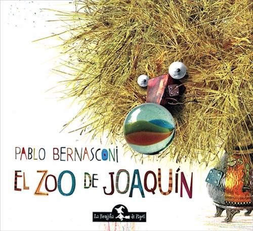 LIBRO EL ZOO DE JOAQUIN