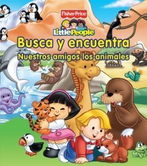 Papel Busca Y Encuentra Nuestros Amigos Los Animales