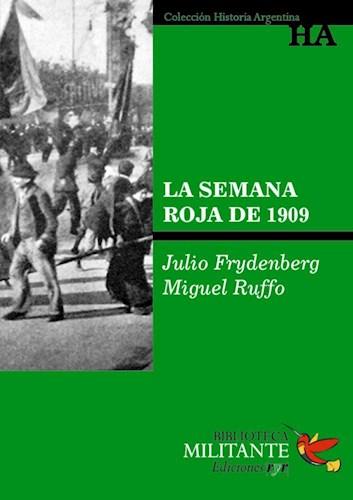 Papel Semana Roja De 1909, La