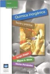 Libro Quimica Inorganica Teoria Y Practica