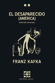 Libro El Desaparecido ( America )