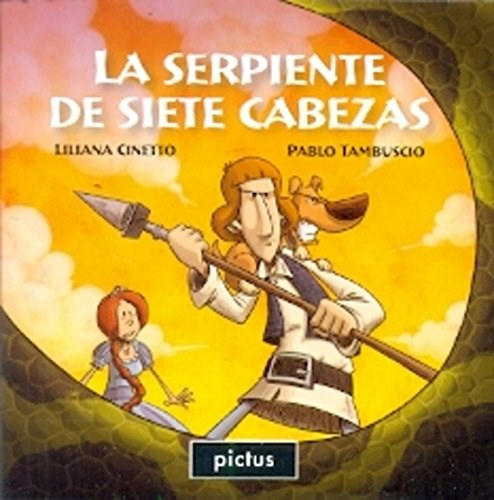 Papel Serpiente De Siete Cabezas, La
