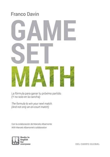 Libro Game Set Math