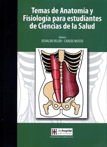 Papel Temas de Anatomía y Fisiología para Estudiantes de Cs de la Salud