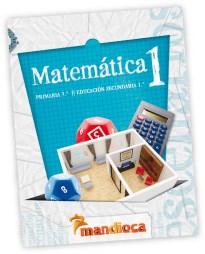 Papel Matematica 1 Primaria 7 Mandioca