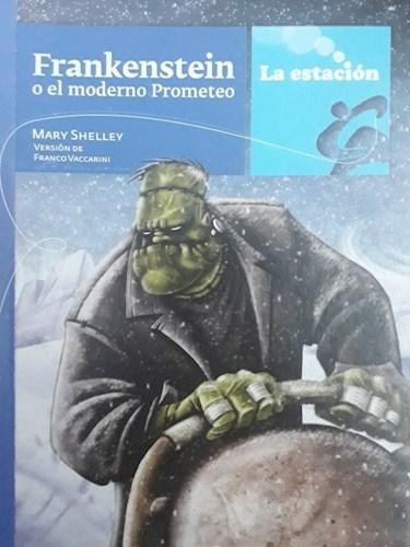 Papel Frankenstein O El Moderno Prometeo