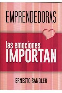 Papel Emprendedoras - Las Emociones Importan