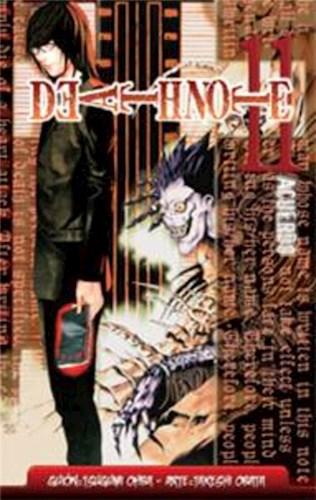 Papel Death Note 11 Acuerdo