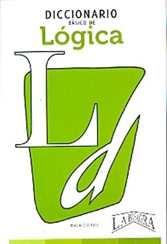 Papel Diccionario Basico De Logica