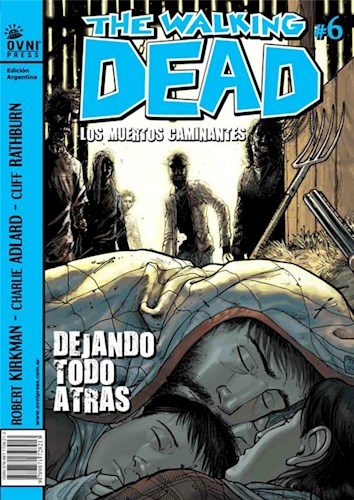 Papel The Walking Dead 6