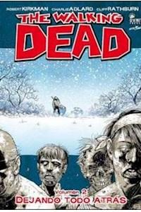 Papel The Walking Dead 02 - Dejando Todo Atrás