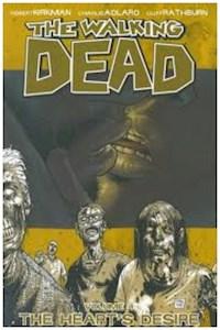 Papel The Walking Dead 04 - Deseo Del Corazón