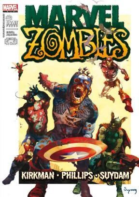 Papel Marvel Zombies 2