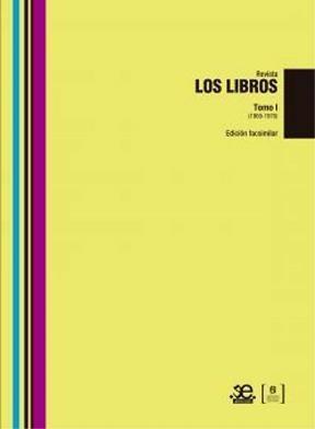Papel REVISTA LOS LIBROS. CUATRO TOMOS