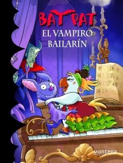 Papel Bat Pat El Vampiro Bailarin