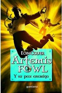 Papel Artemis Fowl 6 - Y Su Peor Enemigo
