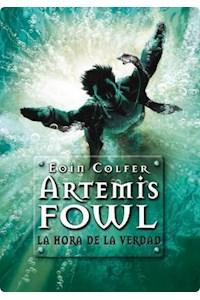 Papel Artemis Fowl 7 - La Hora De La Verdad