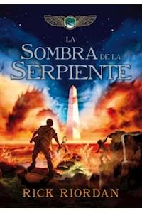 Papel La Sombra De La Serpiente (Las Cronicas De Kane 3)