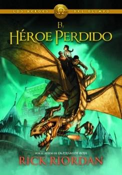 Papel Saga Heroes Del Olimpo I - El Heroe Perdido