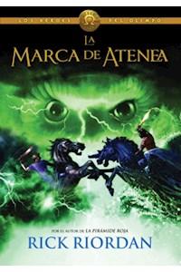 Papel La Marca De Atenea (Los Héroes Del Olimpo 3)
