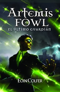 Papel ARTEMIS FOWL VIII EL ULTIMO GUARDIAN