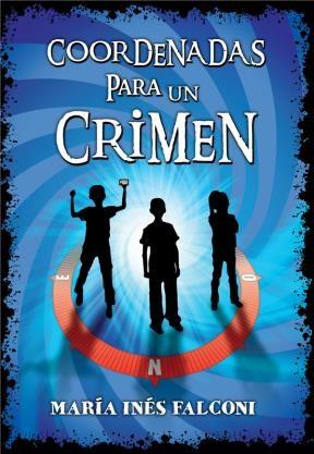 LIBRO COORDENADAS PARA UN CRIMEN