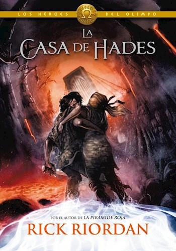 Libro 4. La Casa De Hades ( Los Heroes Del Olimpo )