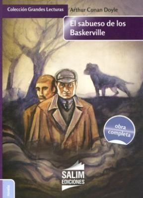 Papel SABUESO DE LOS BASKERVILLE (COLECCION GRANDES LECTURAS 23) (OBRA COMPLETA)