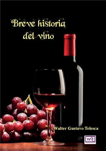 E-book Breve Historia Del Vino