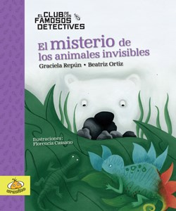 Libro El Misterio De Los Animales Invisibles