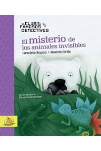 Papel Misterio De Los Animales Invisibles, El (9+)