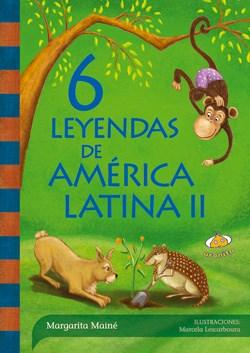 Papel 6 Leyendas De America Latina Ii