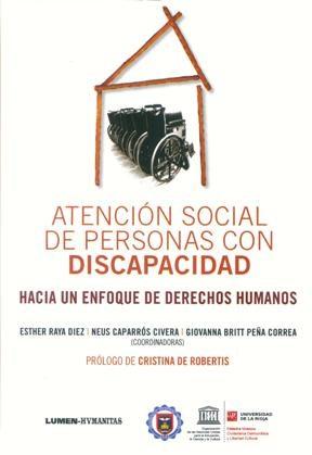 Papel ATENCION SOCIAL DE PERSONAS CON DISCAPACIDAD (HACIA UN ENFOQ