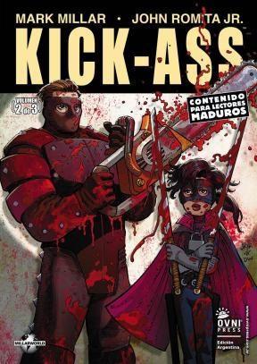 Papel Kick-Ass 2